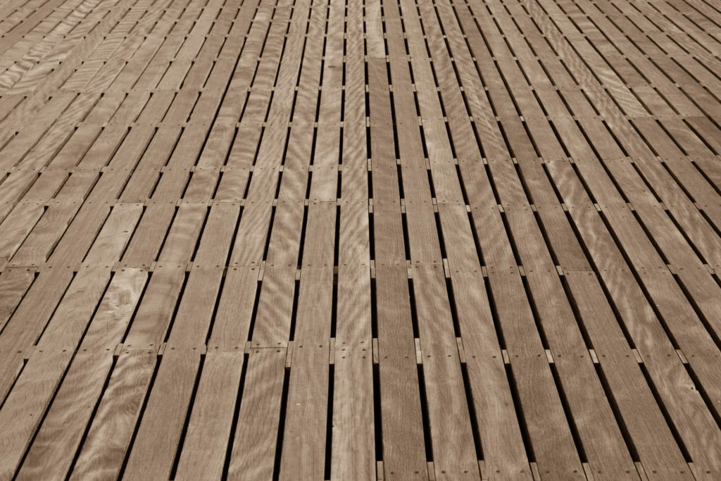 Prix d'une terrasse en bois