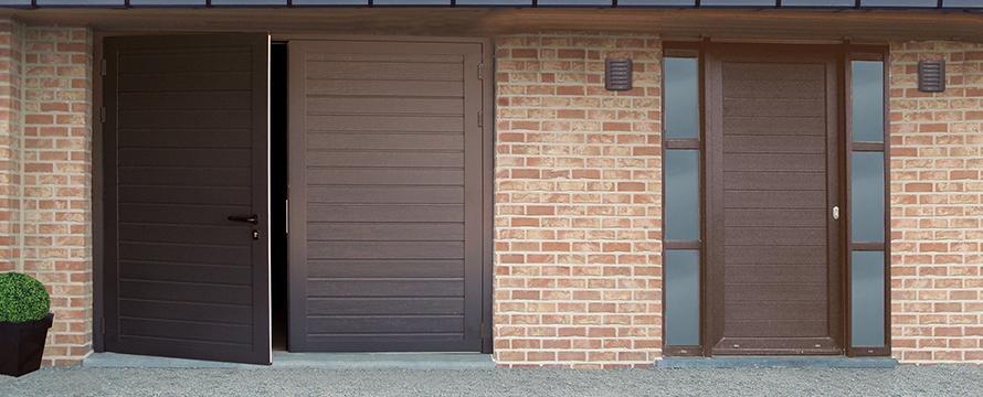 Prix d 39 une porte de garage les tarifs que vous devez for Porte de garage en acier prix