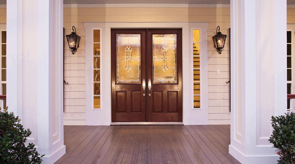 prix d une porte d 39 entr e calculez le prix d 39 achat et de. Black Bedroom Furniture Sets. Home Design Ideas