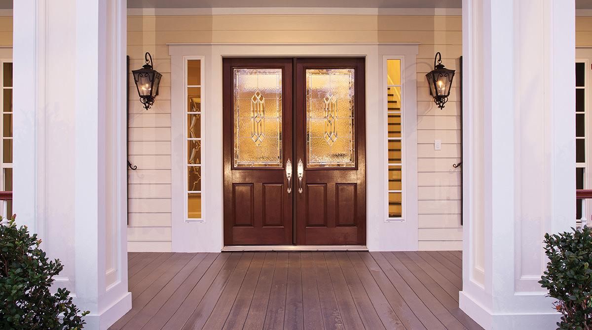 Prix d une porte d 39 entr e calculez le prix d 39 achat et de pose - Porte d entree prix ...