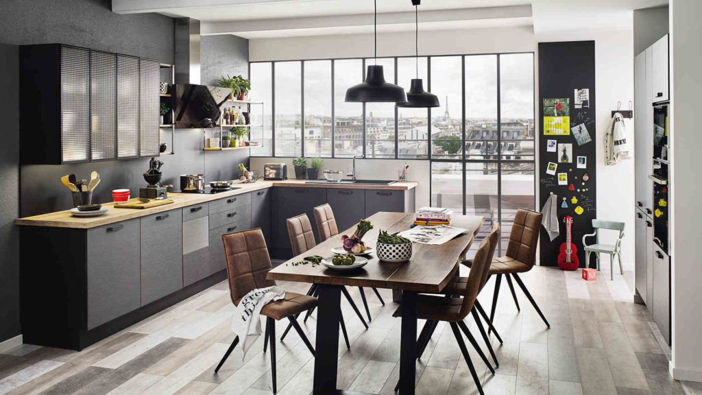prix d 39 une cuisine quip e d couvrez le budget pr voir. Black Bedroom Furniture Sets. Home Design Ideas
